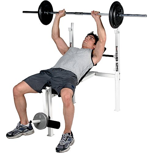 Dumbbell Set Price Philippines: Body Champ WB125 Pro-Spirit Standard Weight Bench