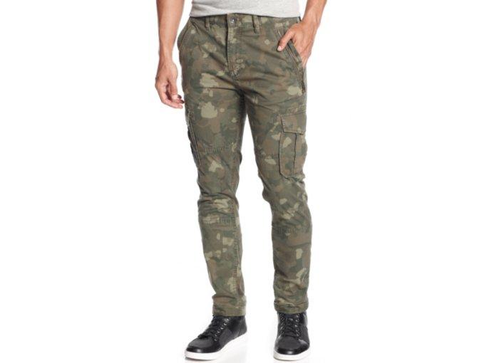 Guess Slim Taper Cargo Pants