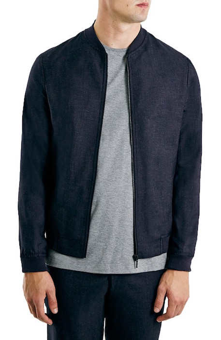 Rothco Diamond Quilted Flight Jacket Blingby