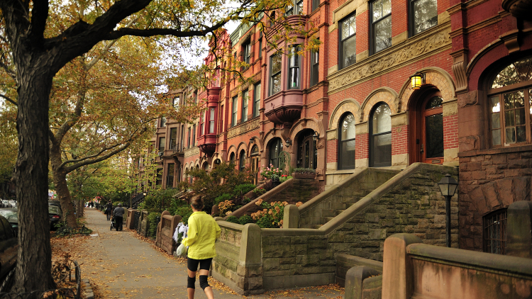 Walking Tour Of Brooklyn's Most Beautiful Brownstones