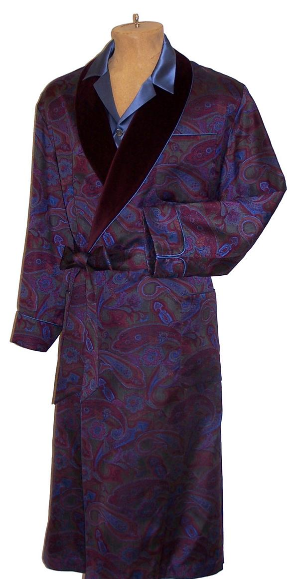 Daniel Hanson Bespoke Nightwear  4a4af377d
