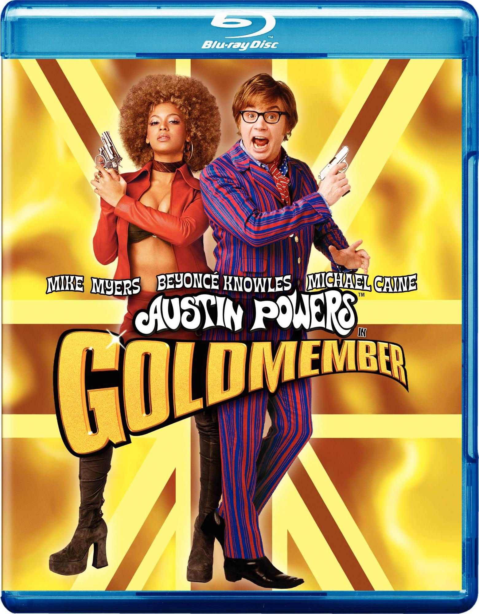 austin powers in goldmember blingby