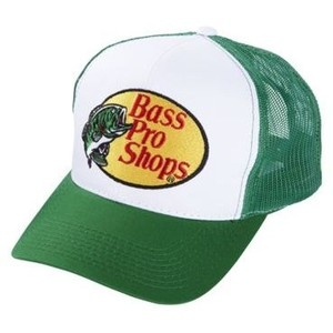 de6dd98aad2 Bass Pro Shops Green Cap