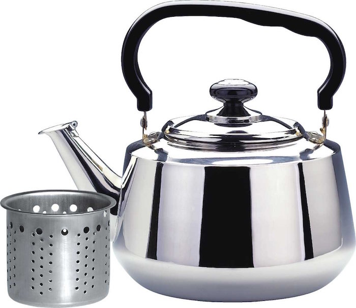 Adele blingby for Alpine cuisine tea kettle