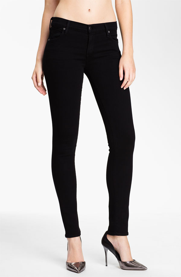 Citizens Of Humanity Skinny Stretch Leggings (Axle)