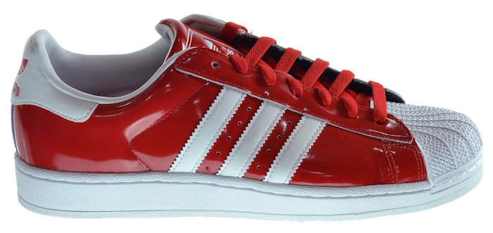 lowest price eb599 4ff14 Adidas Originals Superstar II Men s Fashion Sneakers Red Running White  d65602