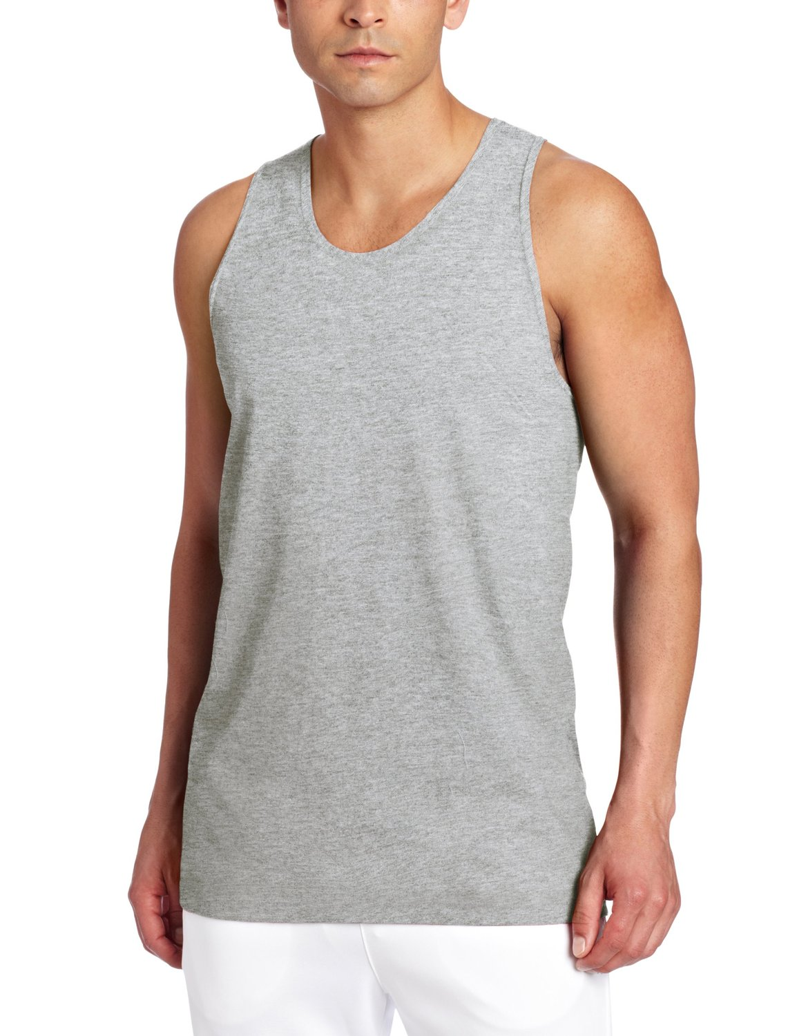 3a04a1a27bdaa Russell Athletic Men s Basic Cotton Tank