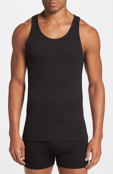 Calvin Klein Cotton Tank Top (3-Pack) 1 ReviewWrite a Review FacebookSharePin It+ More close popover TwitterTweetg+Share Calvin Klein Cotton Tank Top (3-Pack