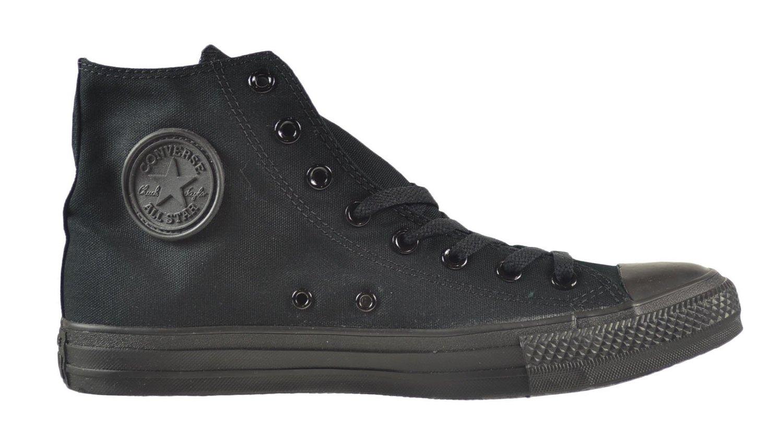 9b494ec20b5e Converse Chuck Taylor All Star HI Unisex Shoes Black Monochrome m3310