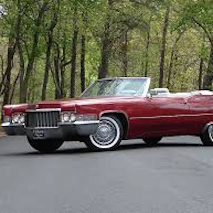Cadillac Car Rental: Legends Car Rentals Los Angeles 1970 CADILLAC DEVILLE CONVERTIBLE