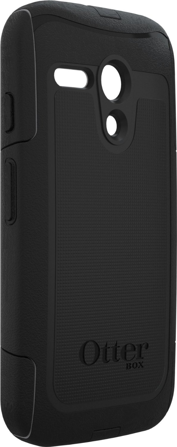Otterbox Commuter Series Case For Moto G - Frustration-Free Packaging - Black