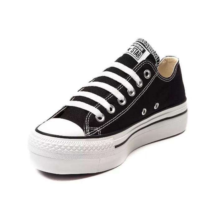 Womens Converse All Star Lo Platform Sneaker  f9937966fa