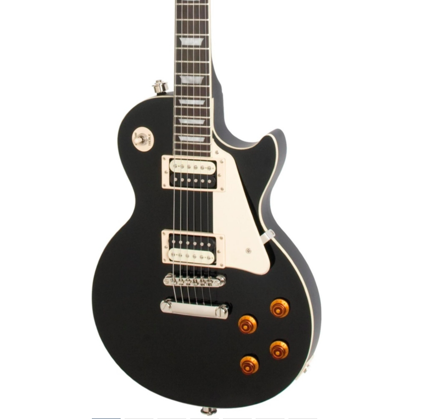 Epiphone Limited Edition Les Paul Traditional Pro Electric Guitar Ebony