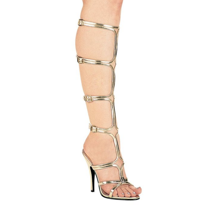 Sexy gladiator shoes