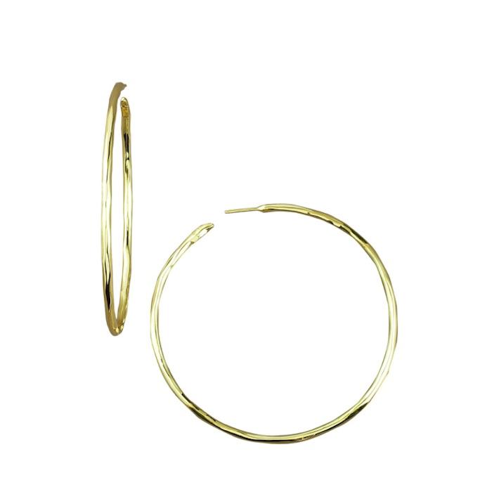 Ippolita Thin Glamazon Hoop Earrings, Large