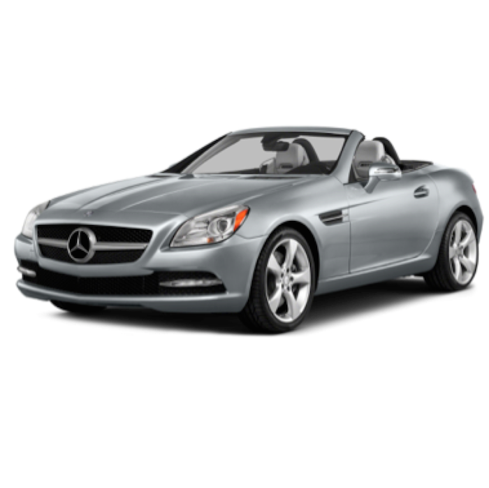 mercedes benz slk hard top convertible rental blingby. Black Bedroom Furniture Sets. Home Design Ideas