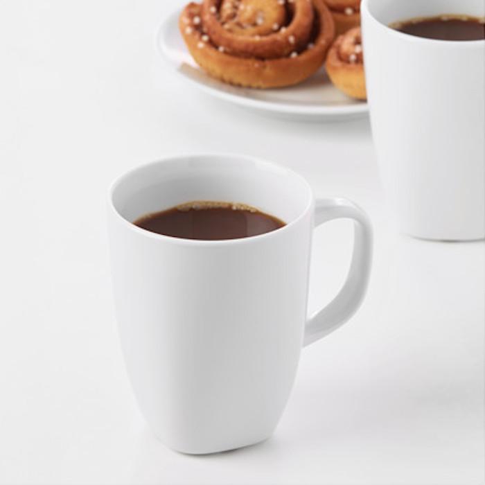 VÄRDERA Mug, white