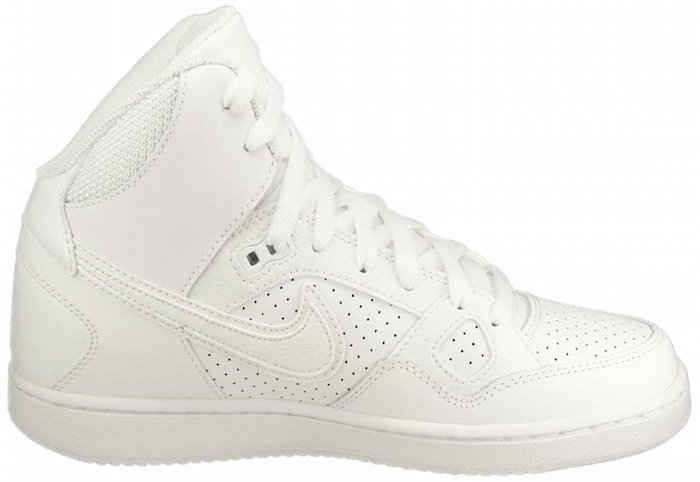 cheaper 5639b 93691 Nike Women s Son Of the Force Mid Top Basketball Shoe-White