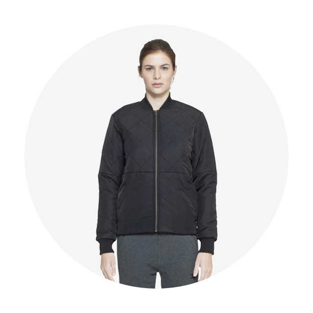 GRIP JACKET BLACK