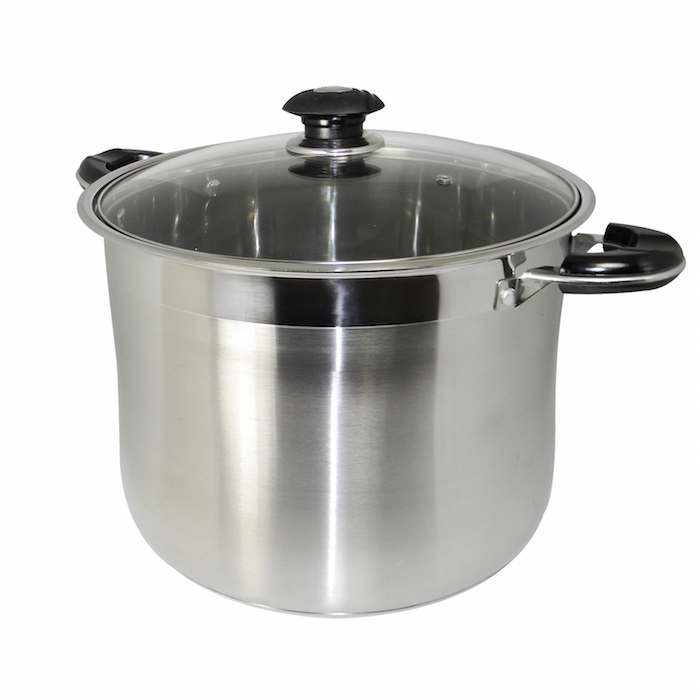 Concord Heavy-duty Stainless Steel Gourmet Tri-Ply Stockpot
