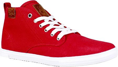 Vlado Leon Red Sneakers