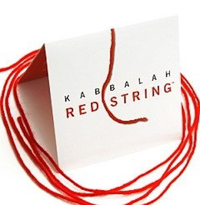 Most Original Gifts Red String Original Kabbalah Bracelet From Rachel's Tomb in Israel