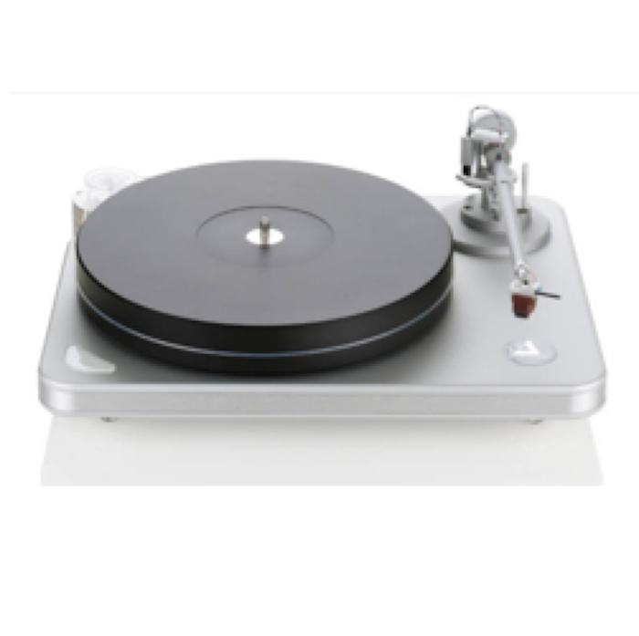 Pro-Ject Debut Carbon DC Turntable - Silver | Blingby